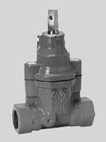 Задвижка AVK ответвительная для газа. Серия 03/25